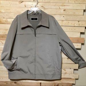 AlFANI Khaki / Tan Mens Jackets size 2XL